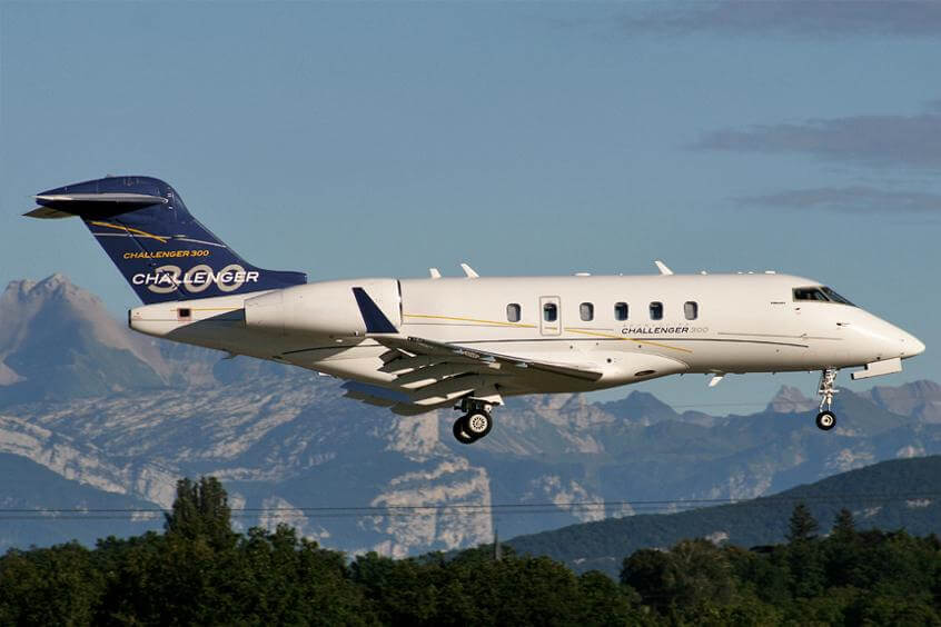 buy a new or used Challenger 300