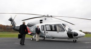 buy a Sikorsky helicopter