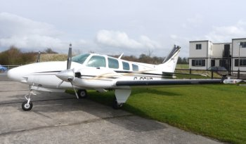 used twin piston aircraft
