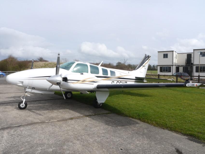 Beech Baron 58 - G-CCVP For sale   AeroClassifieds com