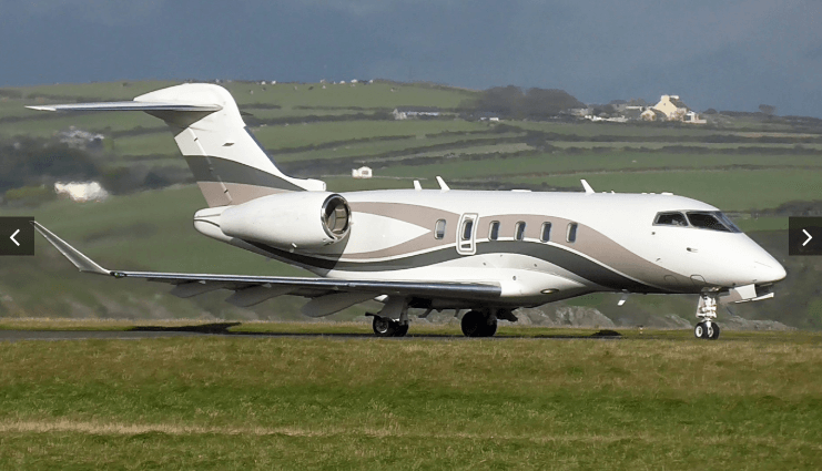 Challenger 350 photo