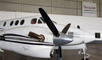 King Air C90A full