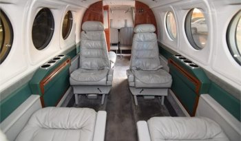 King Air 200 full