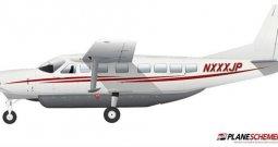 Cessna Caravan 208B Grand