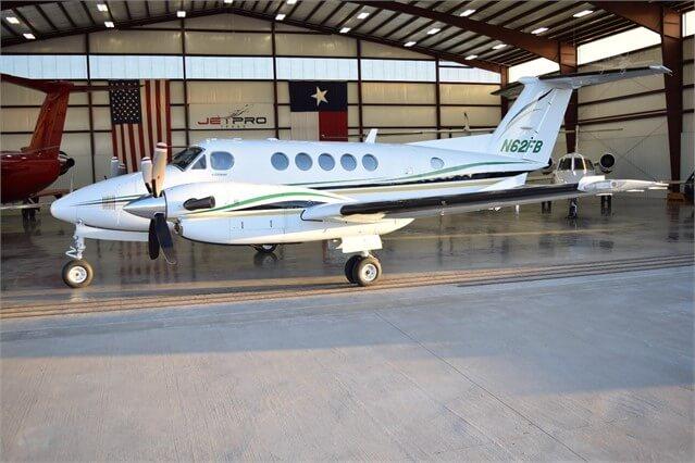1994 King Air B200 SNBB-1482