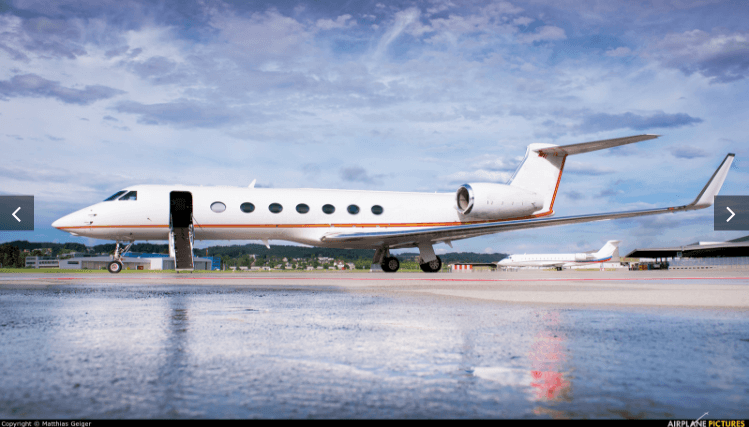 Gulfstream G550 Photo