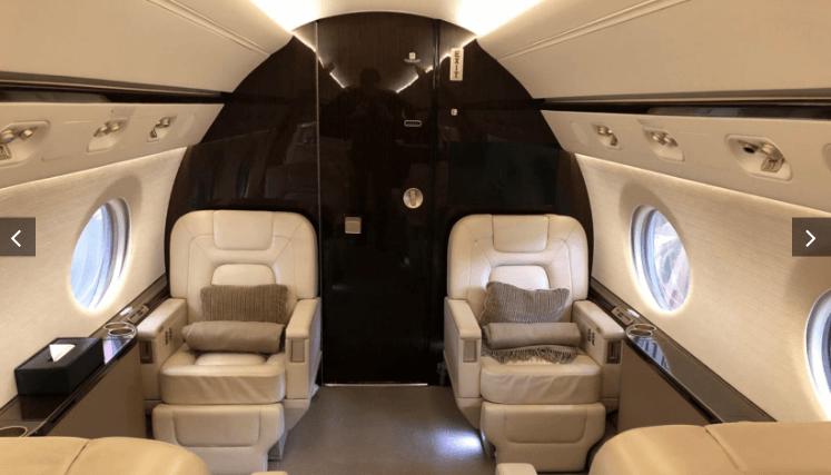 Gulfstream G550 For Sale Sn5402 Aeroclassifieds Com