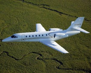 Search Citation Sovereign aircraft for sale