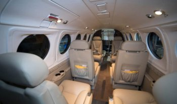 King Air B200 full