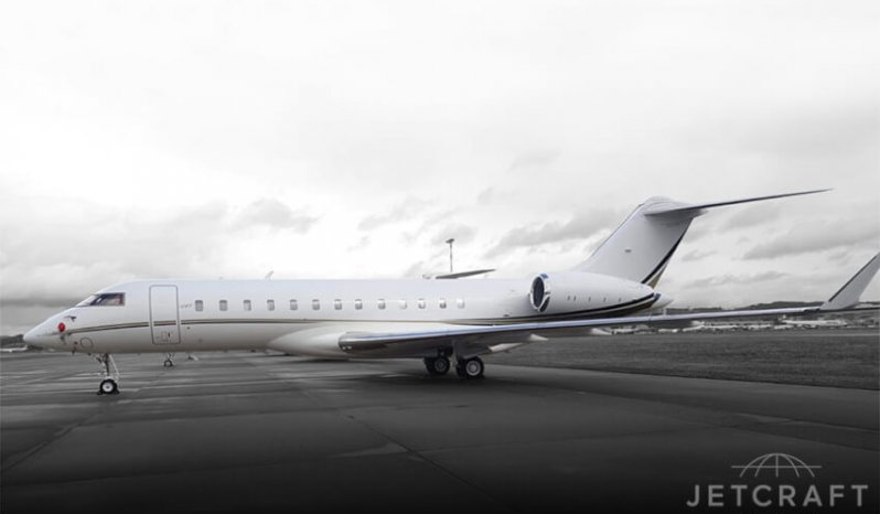 Global 6000 plane for sale