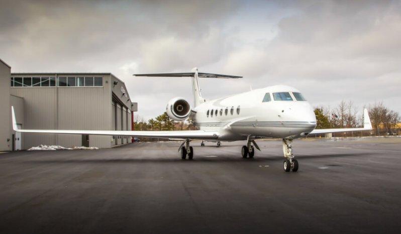 Gulfstream G550 full
