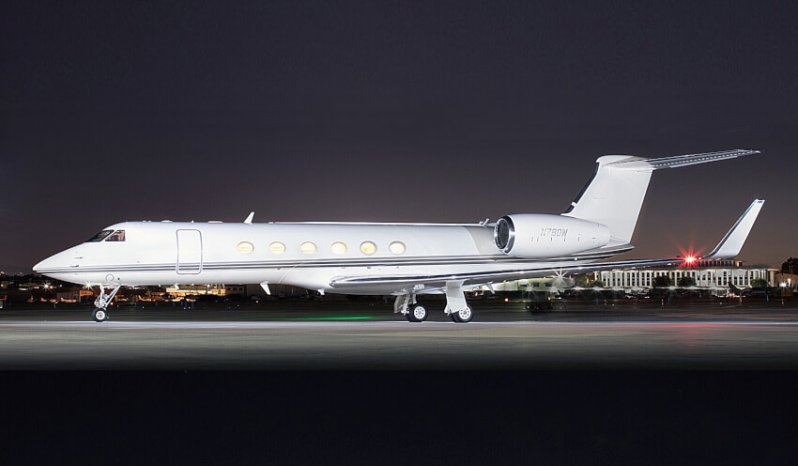 Gulfstream V For Sale SN 530