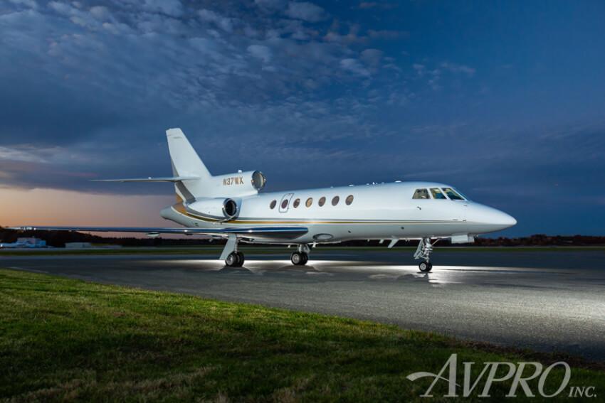 Falcon 50EX photo