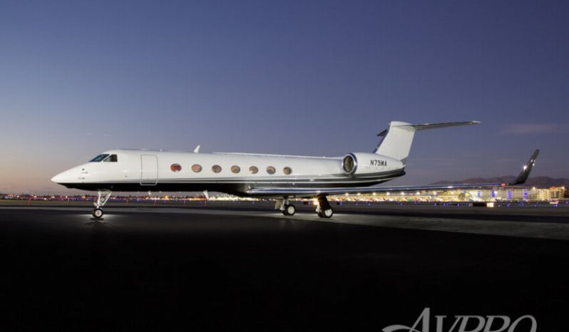Gulfstream G550 For Sale SN 5102
