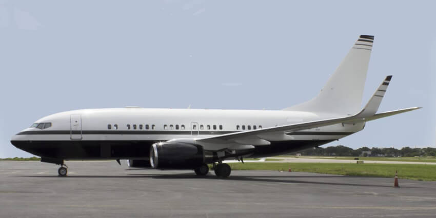 Boeing BBJ photo