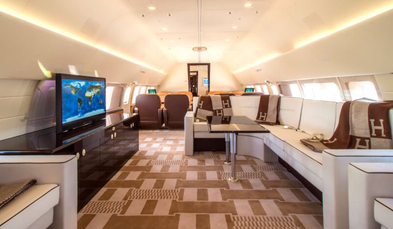 Boeing BBJ full