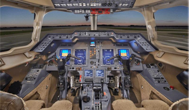 Hawker 850XP full
