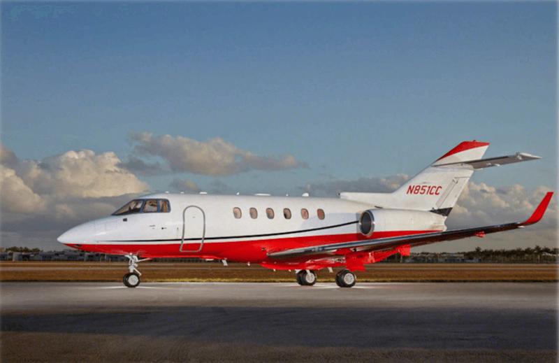 Hawker 850XP Photo