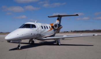 Phenom 100 aircraft for sale