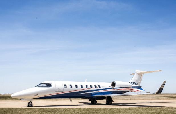 Learjet 45XR jet for sale