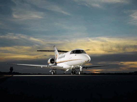Hawker 800XPI
