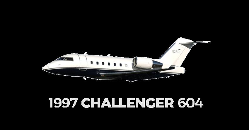 Challenger 604 photo
