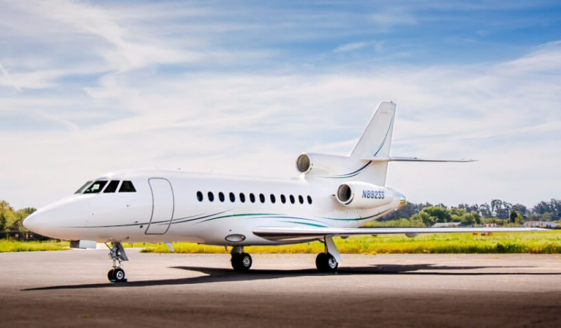 Pre owned Falcon 900b for sale