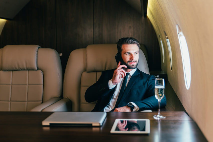 The Value Of Owning A Private Jet