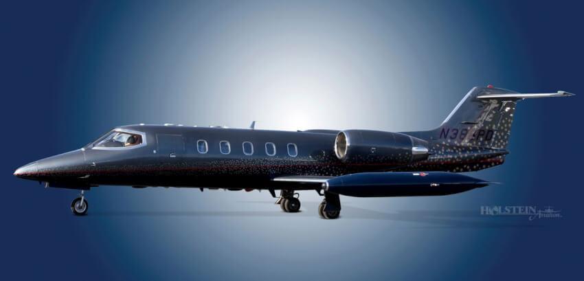 Learjet 35A photo