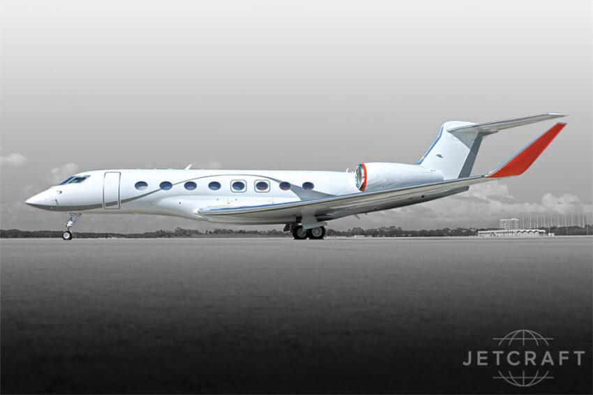 Gulfstream G650 photo