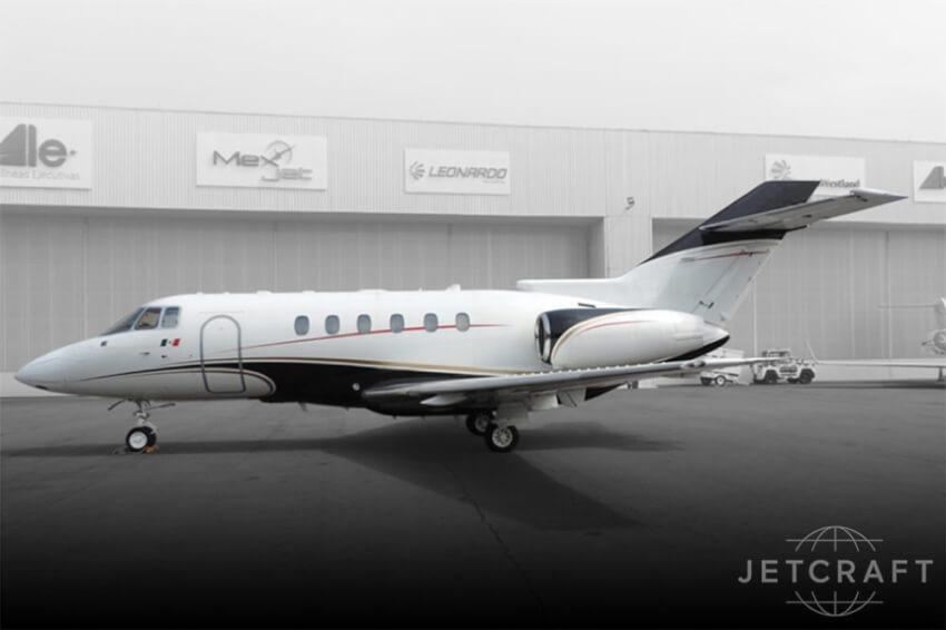 Hawker 800XPi photo