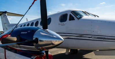 King Air 350 EBACE