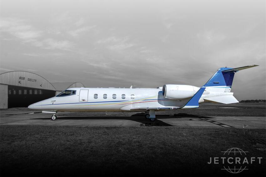 Learjet 60XR photo