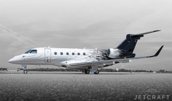 Embraer Legacy 500 business jet for sale