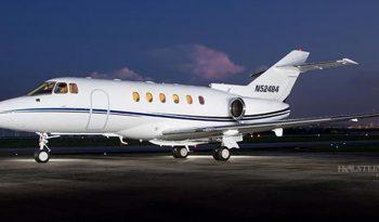 1996 Hawker 800XP - SN 258293 - N52484 - Ext - LS View RGB