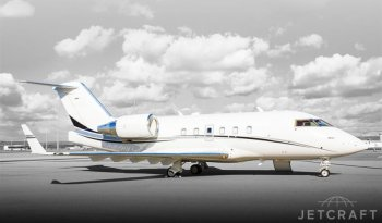 For Sale Challenger 601 aircraft