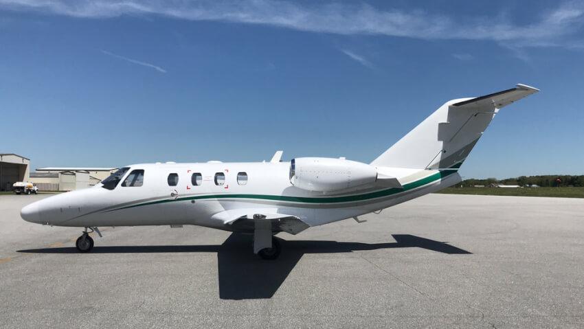 Cessna CJ1+ photo
