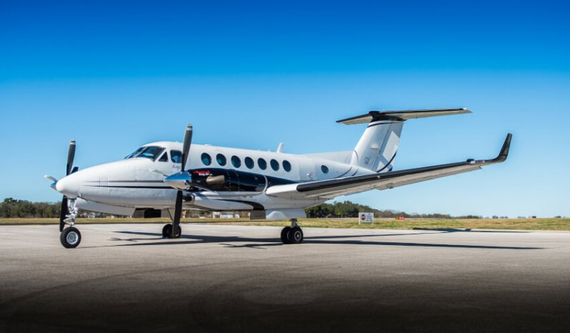 King Air 350 full