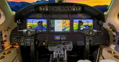 Elliott Garmin 5000
