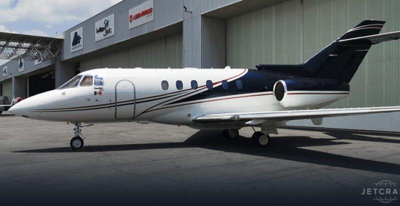 Hawker 800XP full