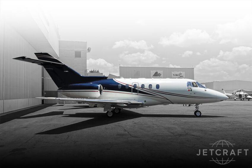 Hawker 800XP photo