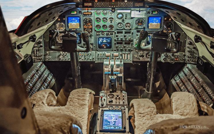 Learjet 31A full