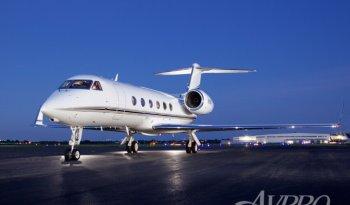 Gulfstream G450 full