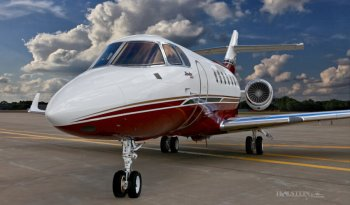 Hawker 900XP full