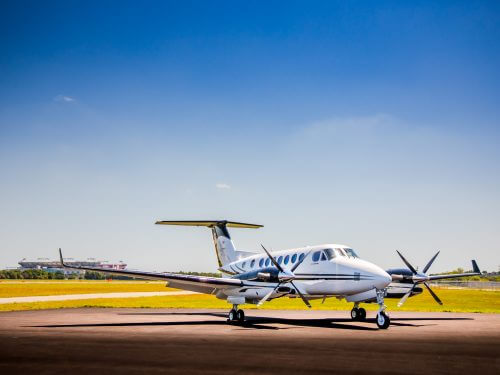 pre owned 2016 King Air 350i