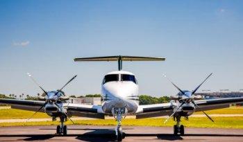 King Air 350i full