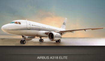 Airbus A318 for sale