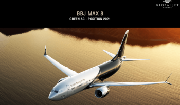 Boeing BBJ 8 max for sale