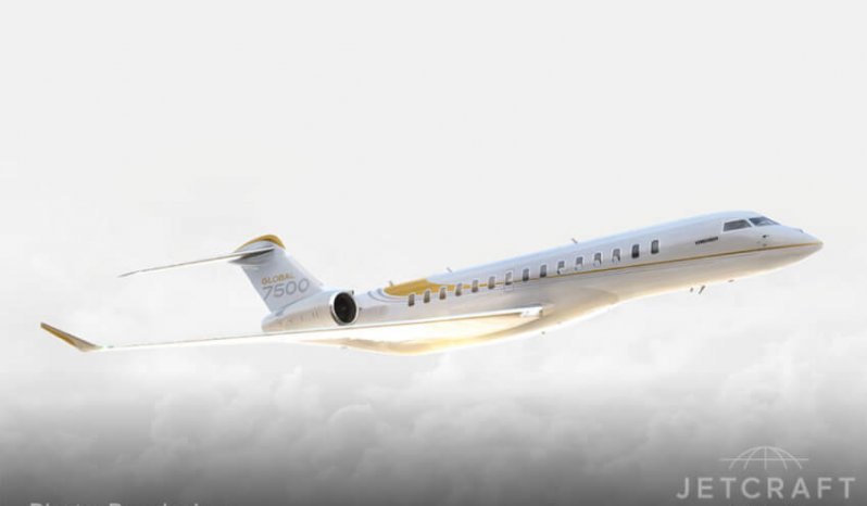 Bombardier-Global-7500 for sale