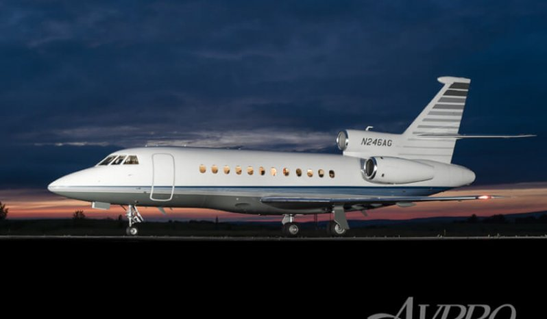 Falcon 900EXy For Sale